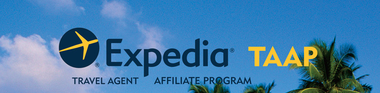 Expedia TAAP - Travel Agent Affiliate Program